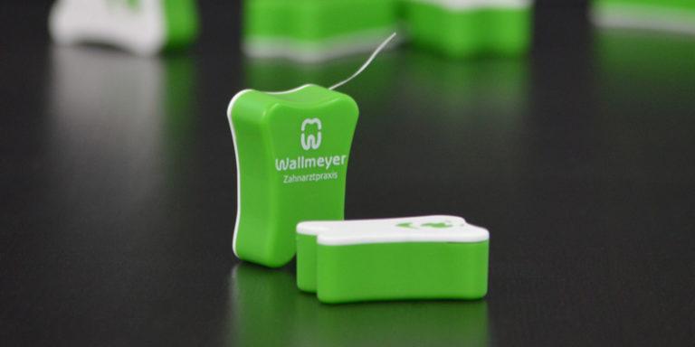 Werbeartikel für Zahnarzt aus Meppen