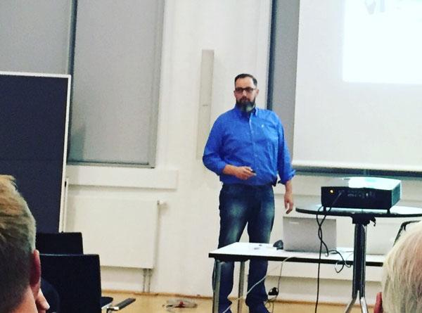 Reinhard Vortrag