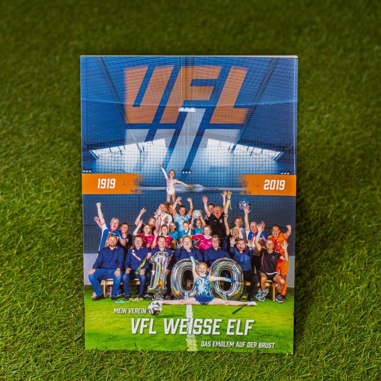 VFL weisse Elf Nordhorn Chronik zum 100. Jubiläum