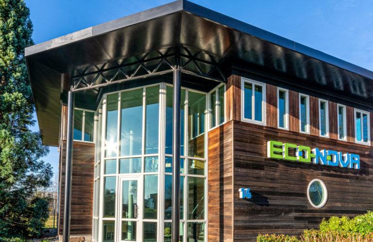Aussenansicht von der Eco Nova GmbH