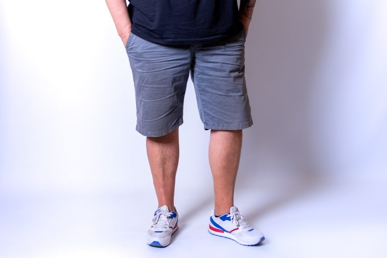 Werbeagentur Nordhorn, kurze Hosen im Büro