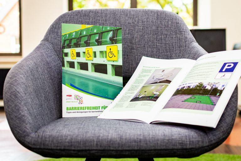 Werbeagentur Nordhorn - Broschuere für KSB